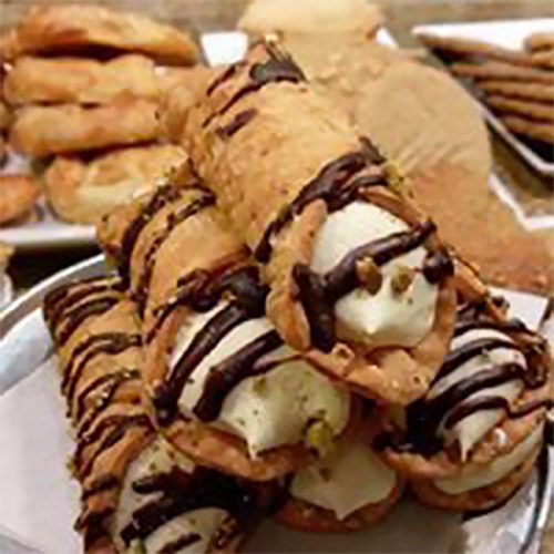 Cannolis Anchorage AK