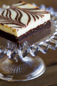 cheese cake brownies at alaska cake studio