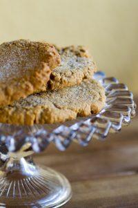 ginger cookies at alaska cake studio
