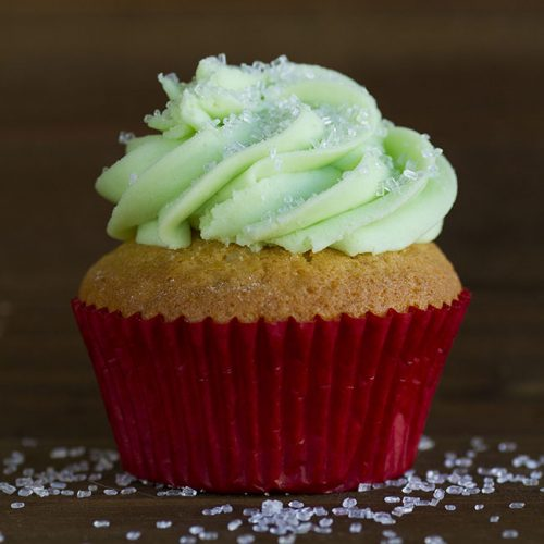 margarita cupcake at alaska cake studio