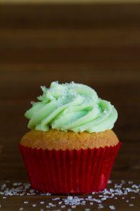 margarita cupcake at alaska cake studio