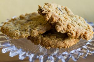 oatmeal raisin cookies at alaska cake studio