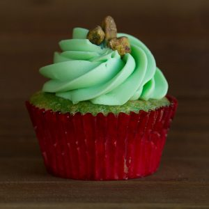 Pistachio Cupcake Anchorage AK